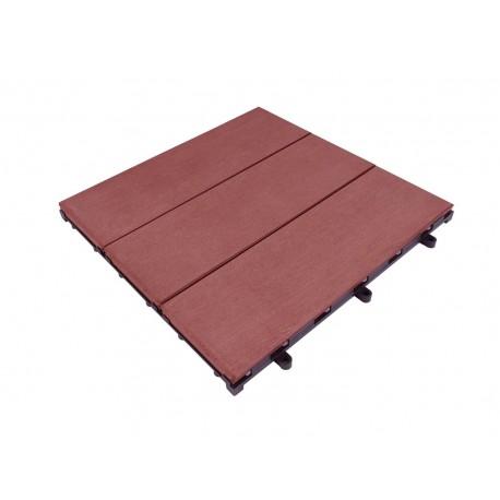 Baldosa madera exterior wpc sin mantenimiento - Losetas de madera ...